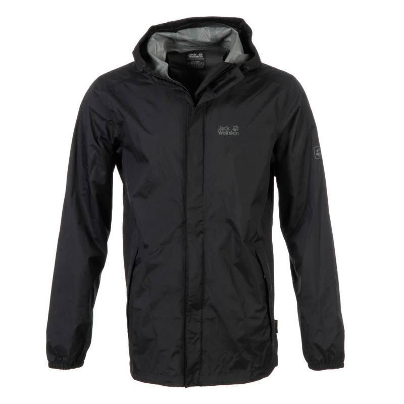 Jack Wolfskin Cloudburst 2 5L Jacket Mens Black