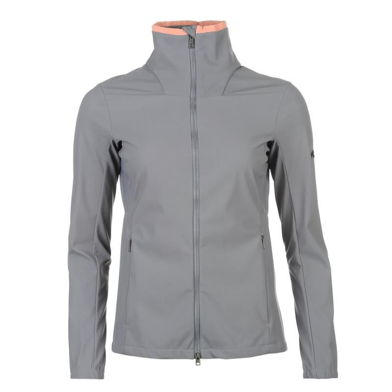 KJUS Yverdon Softshell Jacket Ladies Grey