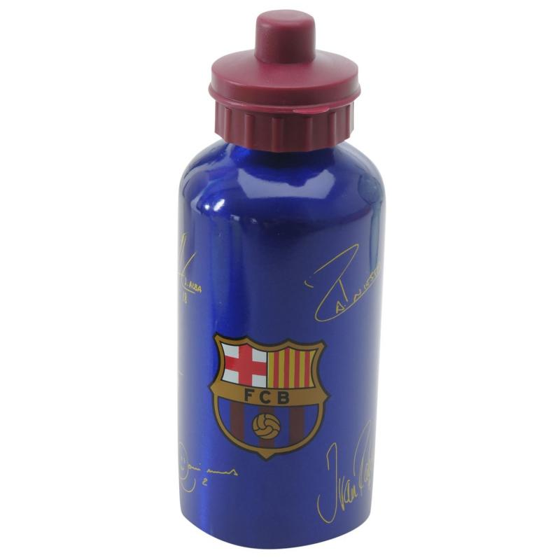Team Aluminium Water Bottle Barcelona