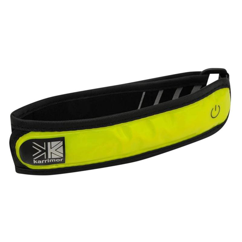 Karrimor Flashing Band Fluo Yellow