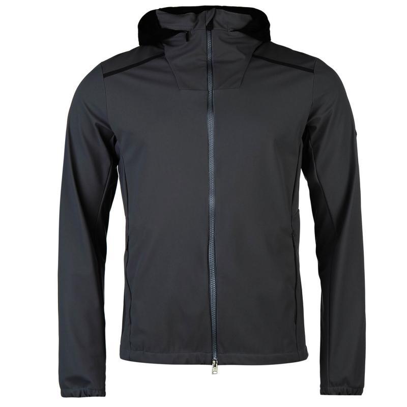 Mikina KJUS Yverdon Jacket Mens Black