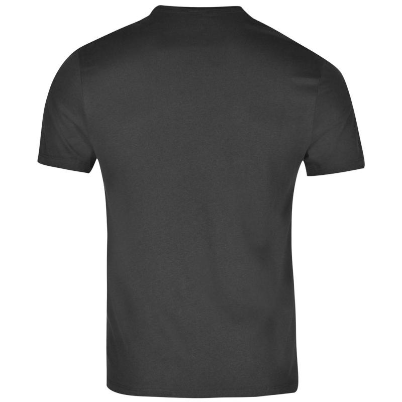 Tričko Amplified Clothing Rolling Stones T Shirt Mens Logo UK