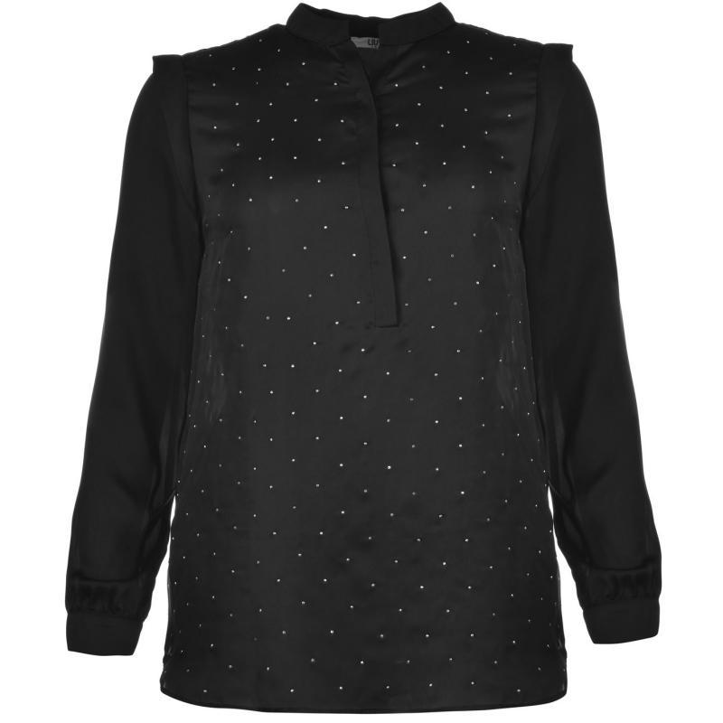 Košile Liu Jo Blouse Ladies Black