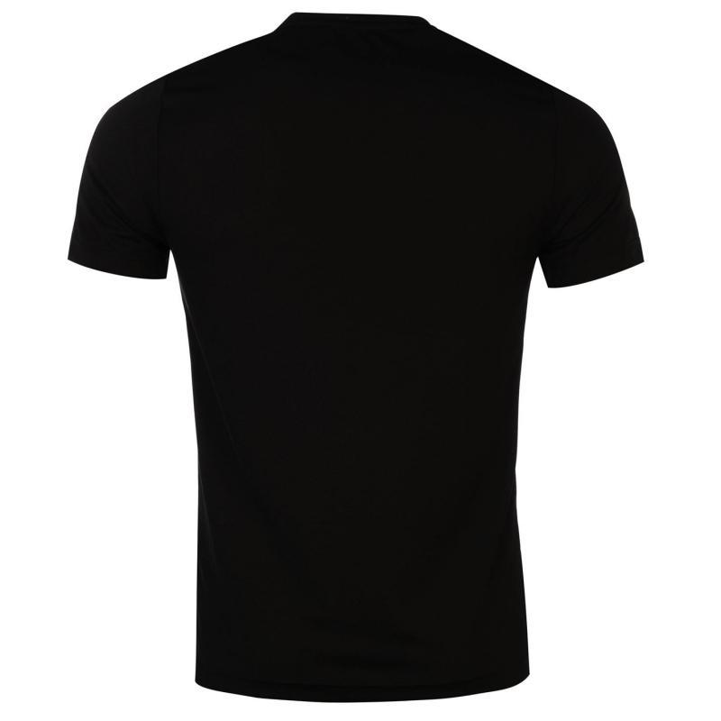 Tričko Odlo George Outdoor T Shirt Mens Black