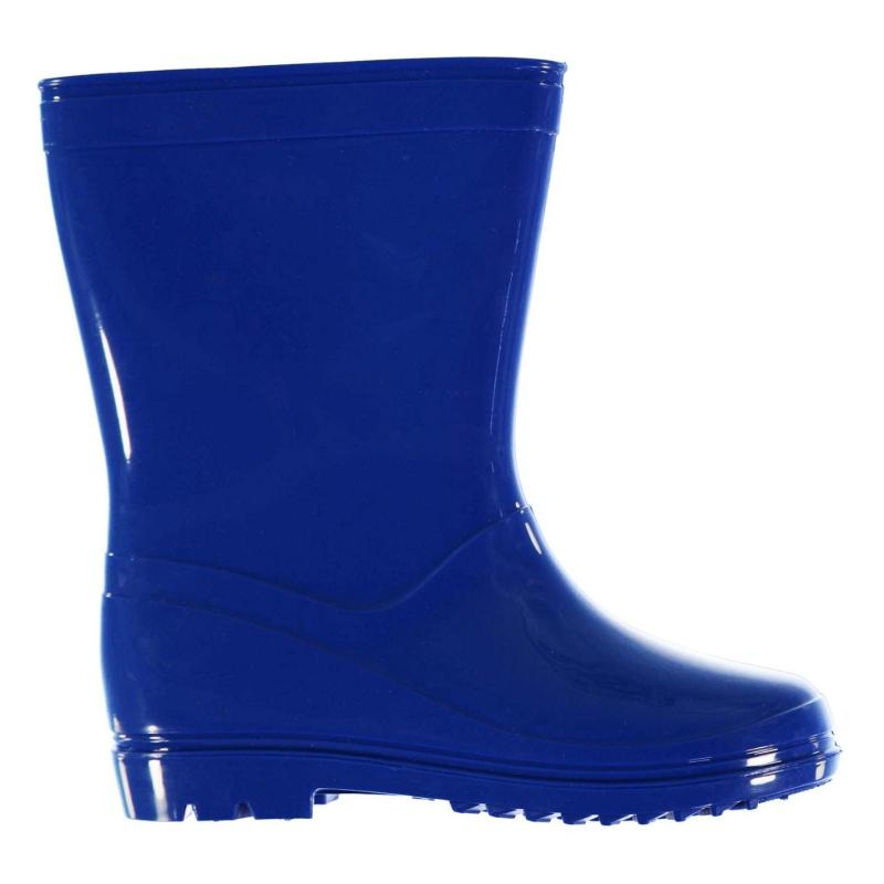 Crafted Essentials Wellies Infants Blue