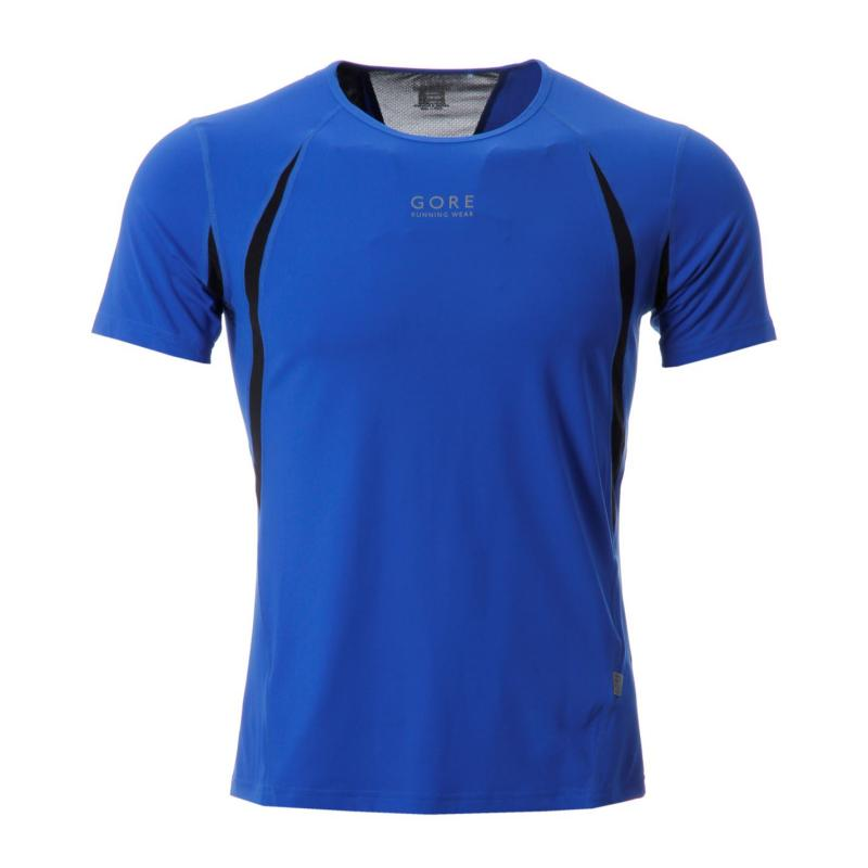 Tričko Gore Air 2.0 Shirt Sn53 Blue/Black