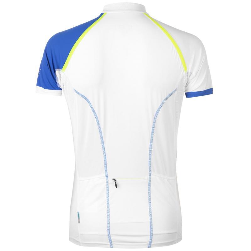 Tričko Gore Run Wear X Run Ultra Running Top White/Blue