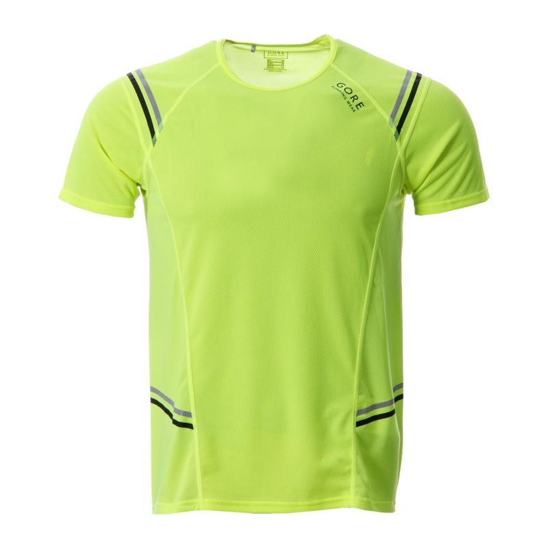 Gore RW Shirt Mythos Sn53 neonyellow