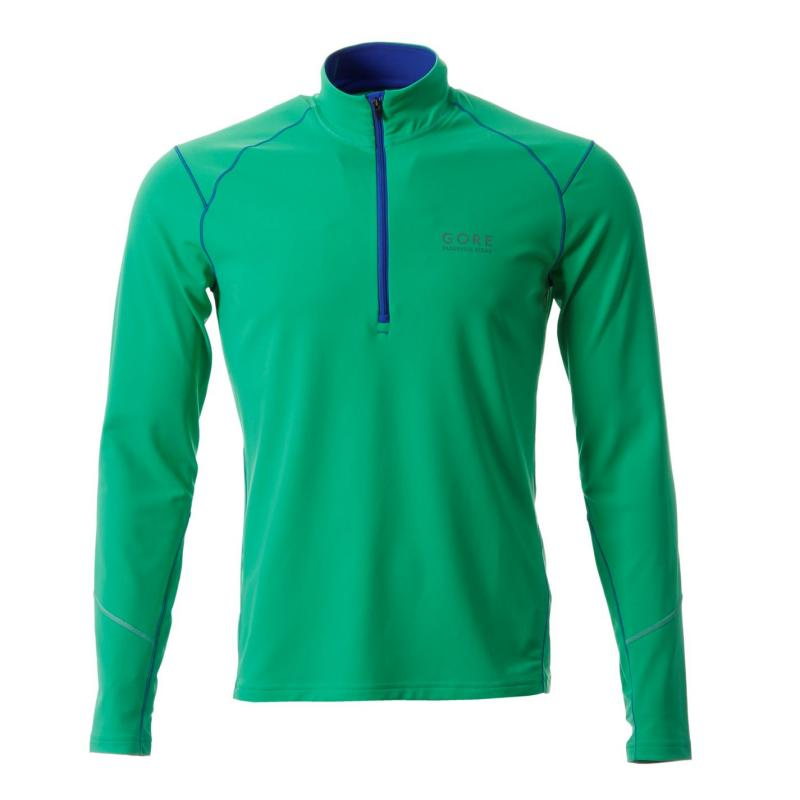 Tričko Gore Sht Essential Snr 44 Green/blue