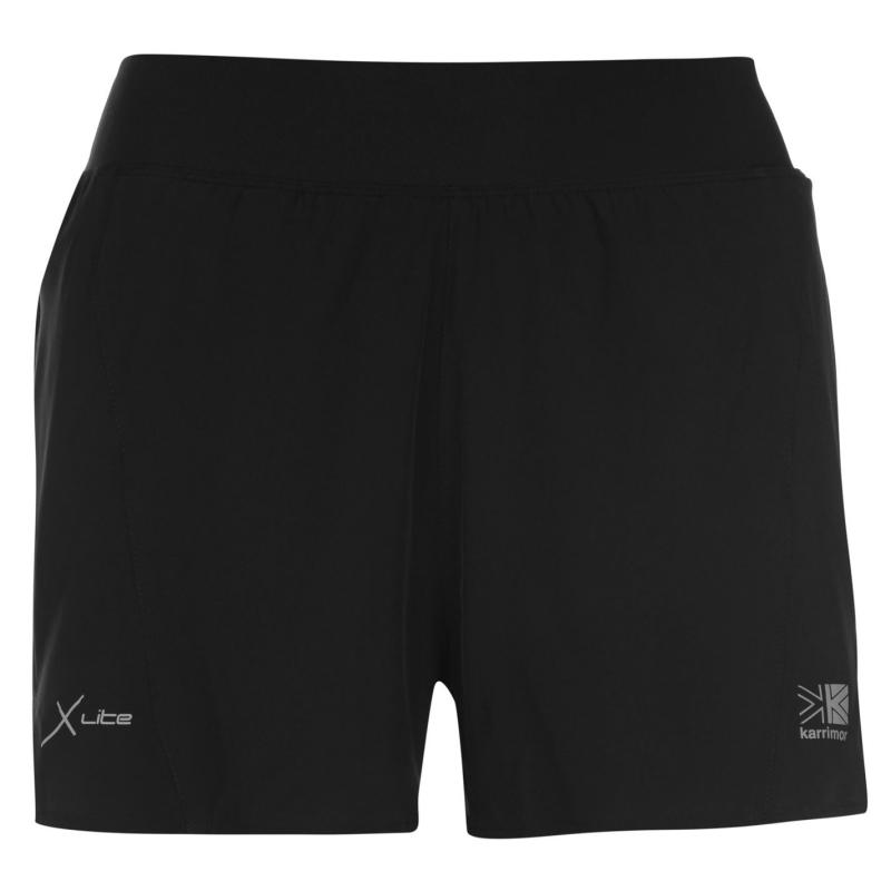 Karrimor 3 in Shorts Ladies Black