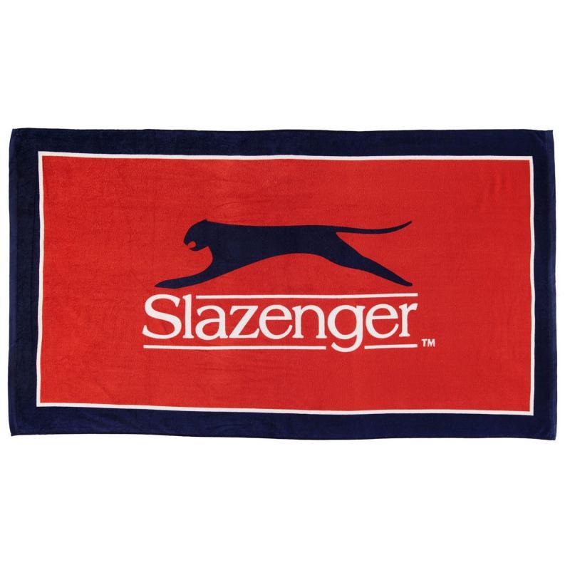 Slazenger Towel Red