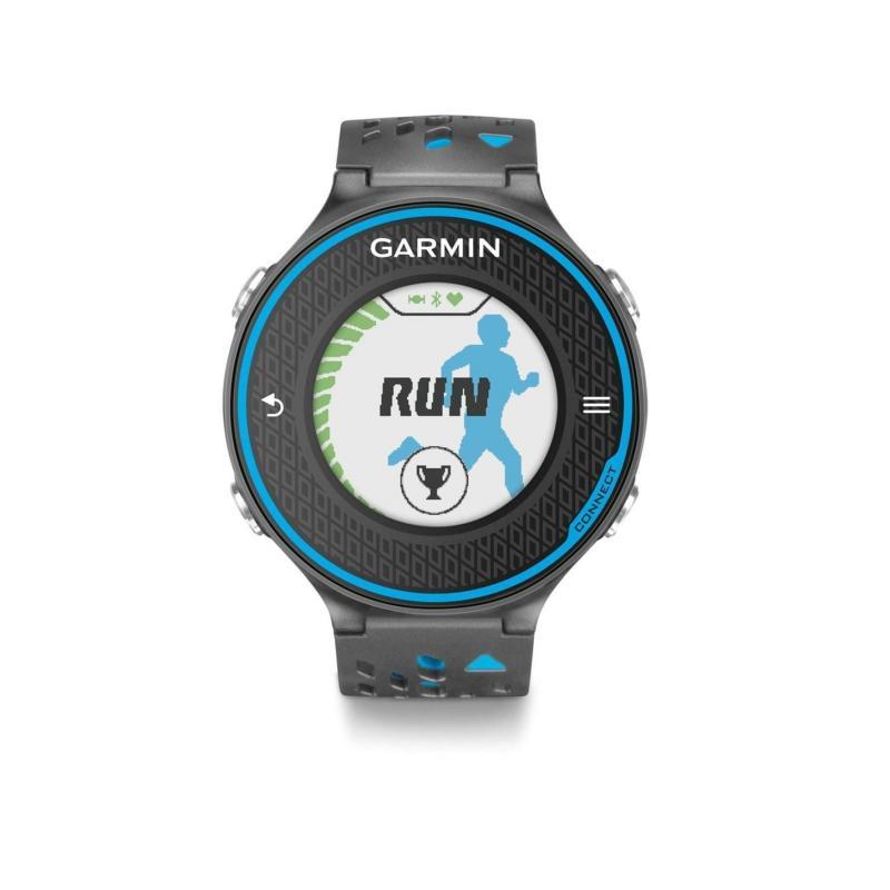 Garmin Fore Runner 620 Watch Mens Black/Blue
