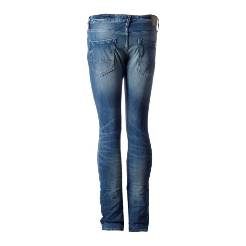 Replay Waitom Jeans Mens 010 Bluedenim