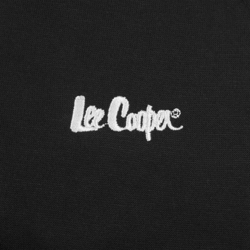 Tepláky Lee Cooper Fleece Jogging Bottoms Mens Navy