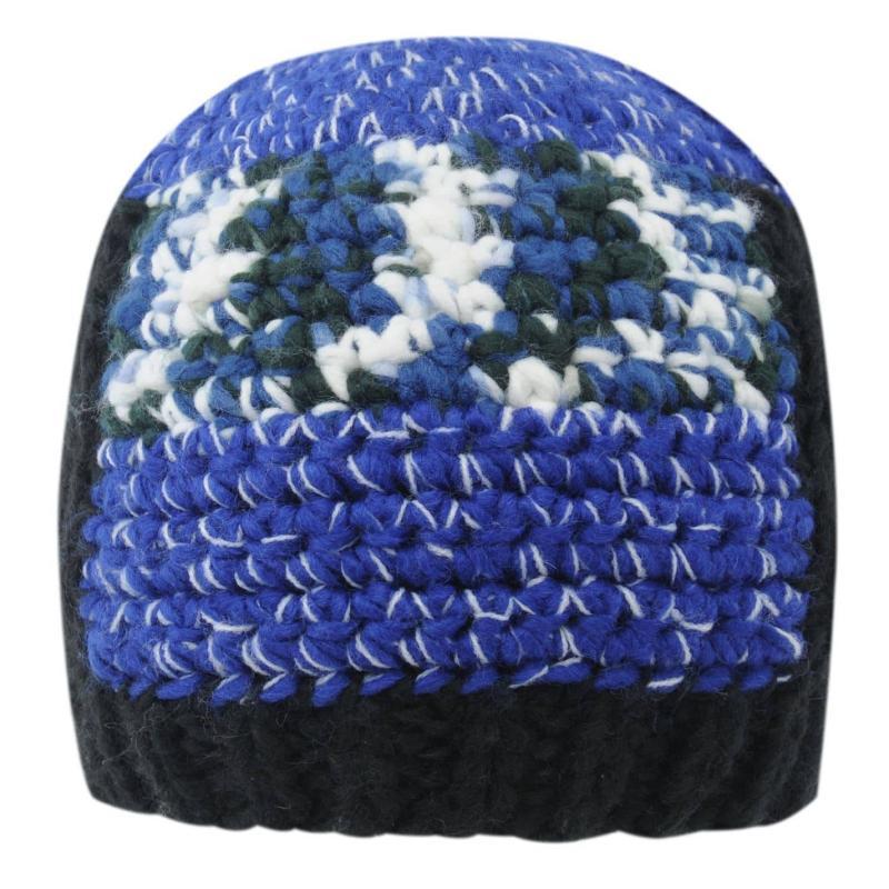 Millet Patchwork Hat Mens Black/Dk Blue
