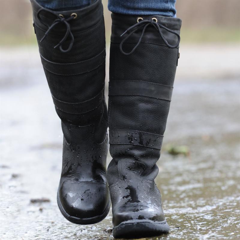 Boty Dublin River Boots Dark Brown