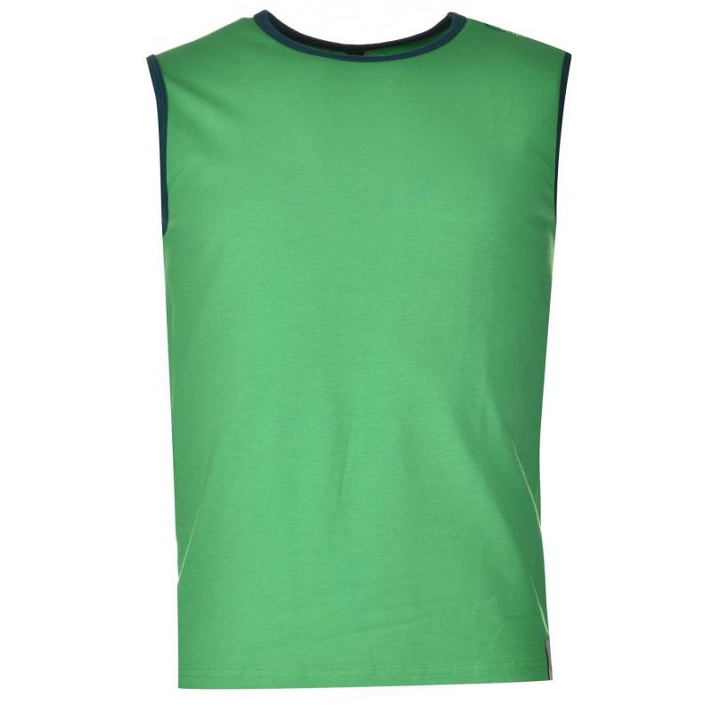 Tílko Chillaz Tank Top Mens Green