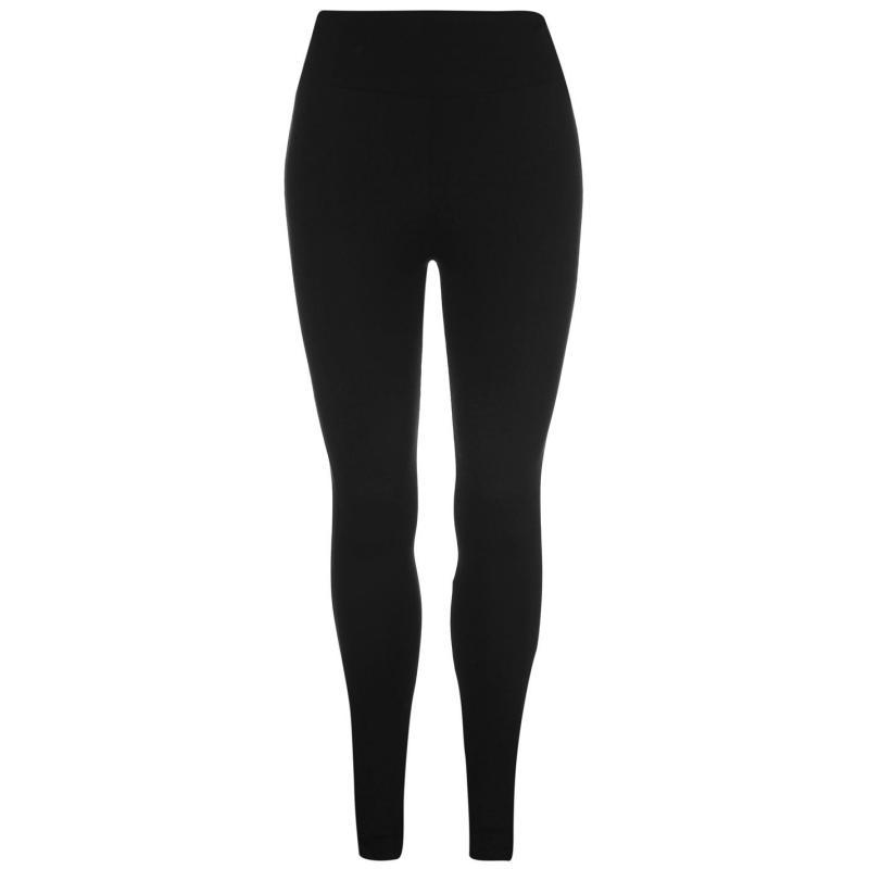 Full Circle Leggings Ladies Black