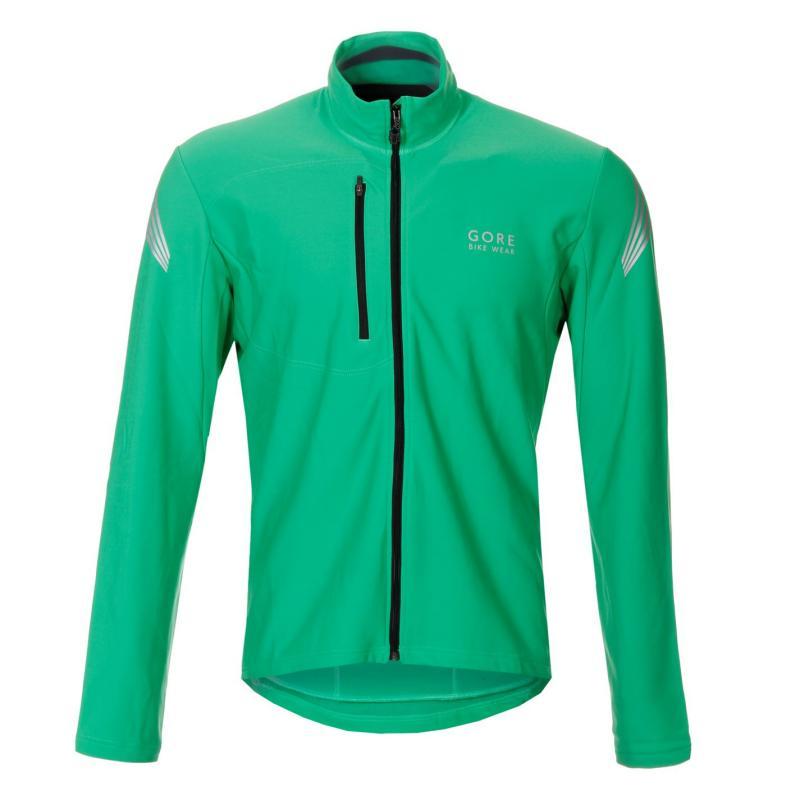 Tričko Gore Element Cycling Jacket Mens Green
