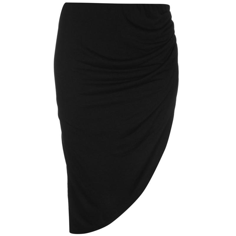 Šaty JDY Elli Skirt Black
