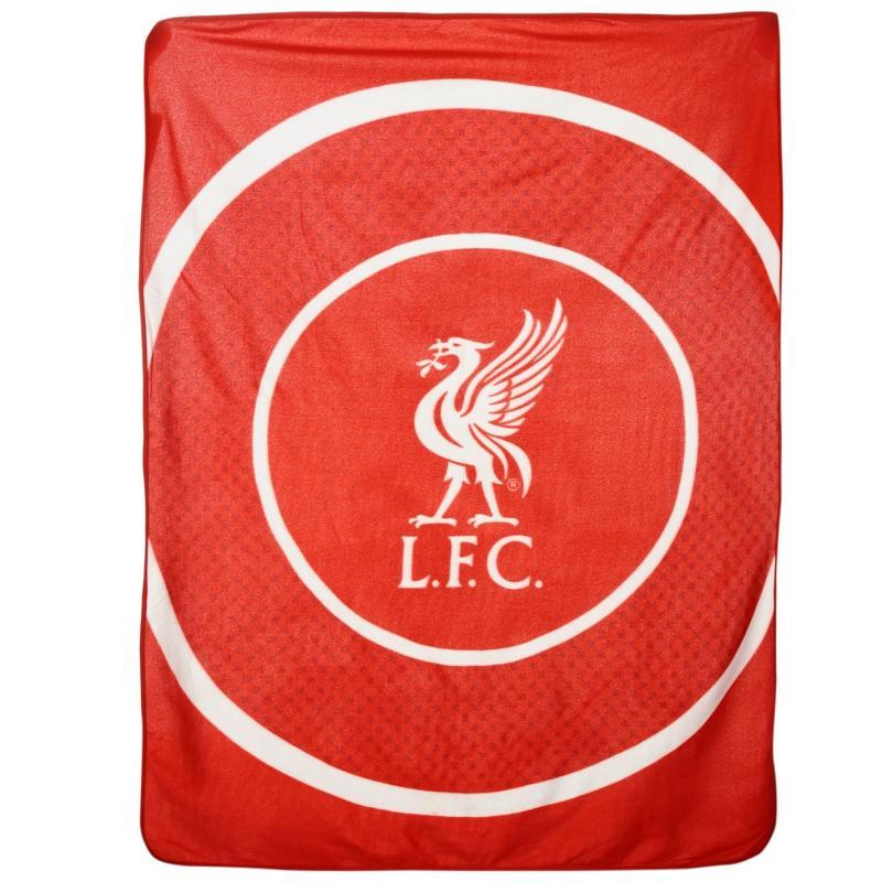 Team Fleece Blanket Liverpool