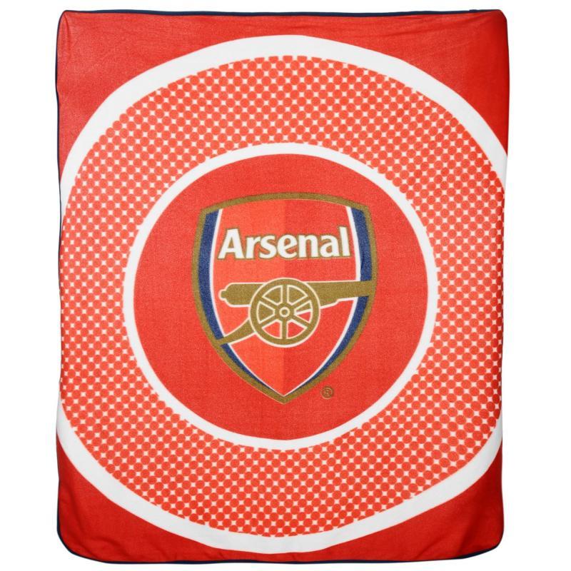 Team Fleece Blanket Arsenal