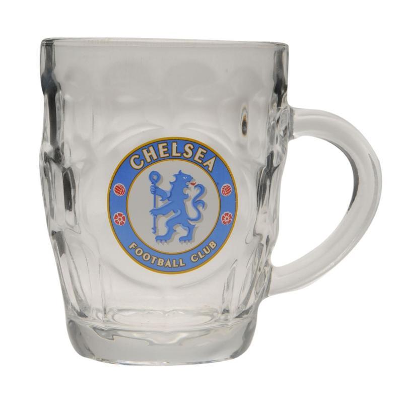 Team Pint Glass Chelsea