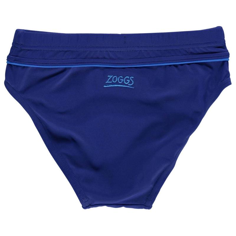Plavky Zoggs Torquant Rac Trunks Junior Boys Blue