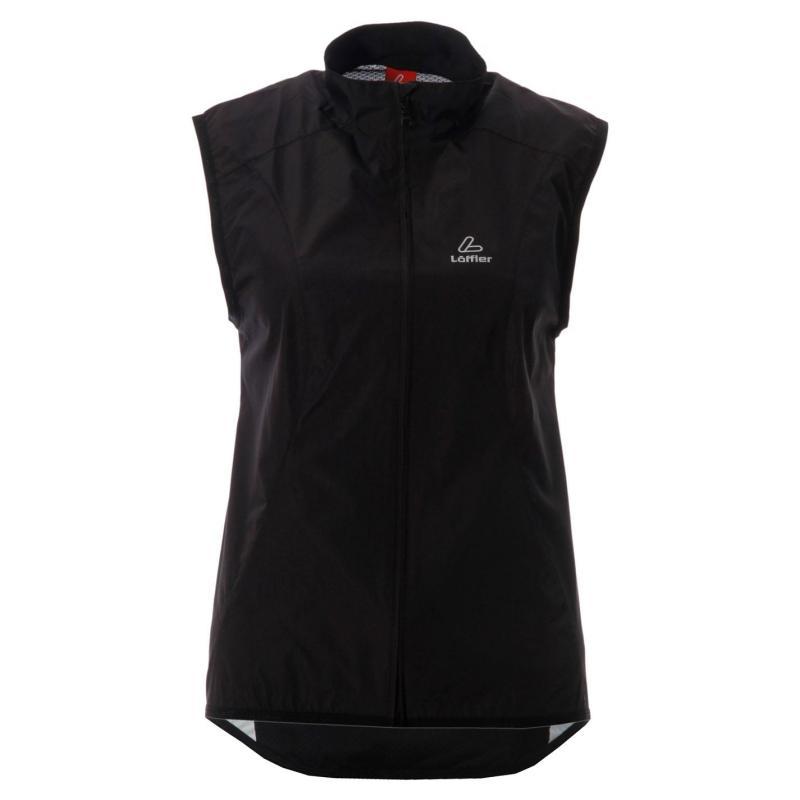 Löffler Cycle Jacket Ladies Black