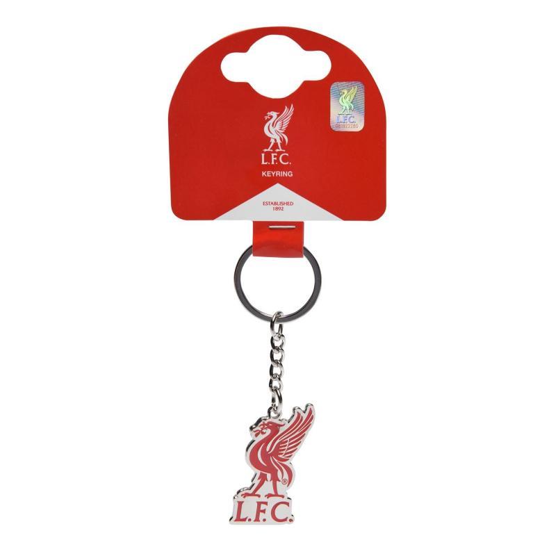 Team Football Keyring Liverpool