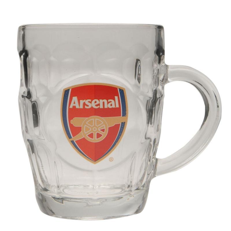 Team Pint Glass Arsenal