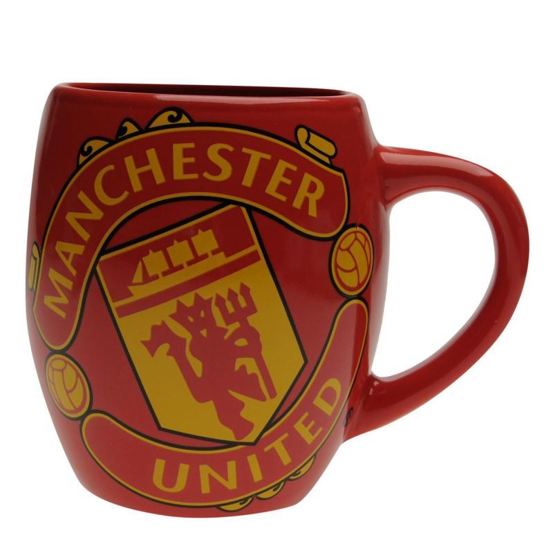 Team Tea Tub Mug Man Utd