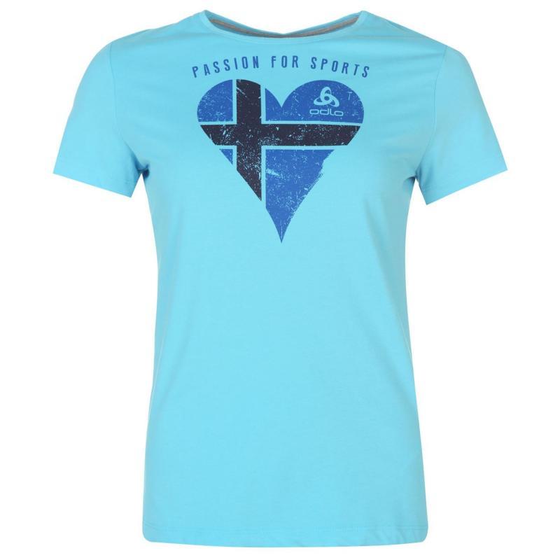 Odlo Signo Tshirt Sky