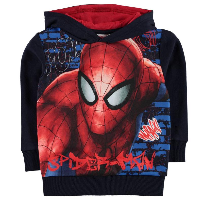 Character OTH Hood Infant Boys Spiderman