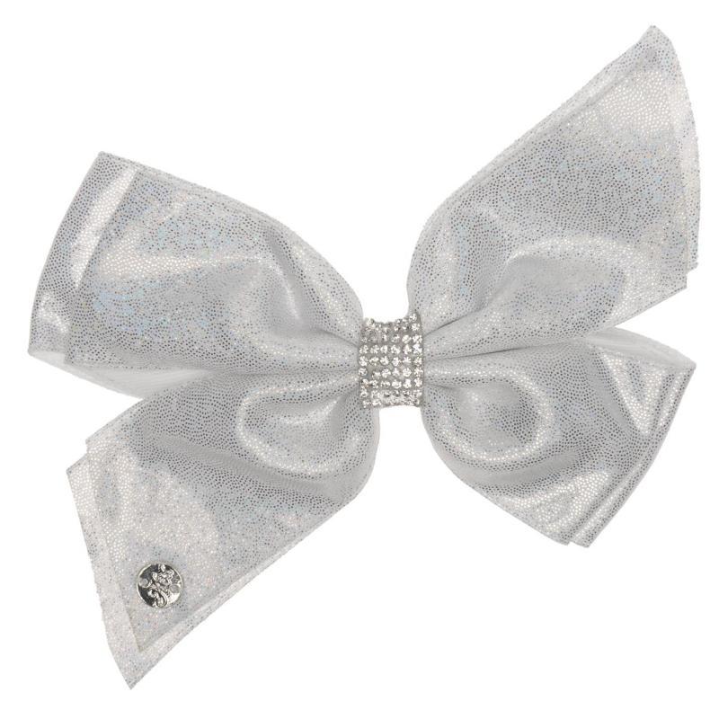 Miso MiMi Hair Bow Junior Girls Silver