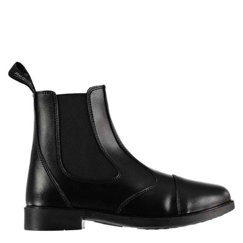 Requisite Aspen Jodhpur Boots Black