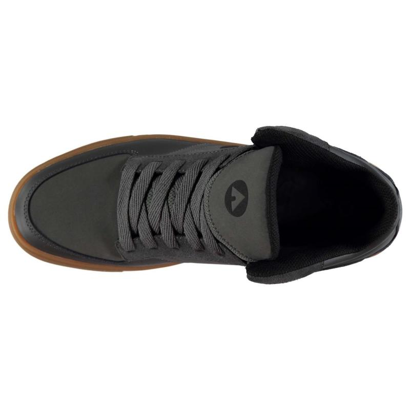 Airwalk Thrasher Mens Skate Shoes Charcoal