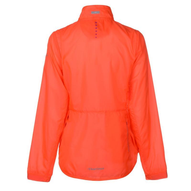 Karrimor XLite Shell Running Jacket Ladies Coral