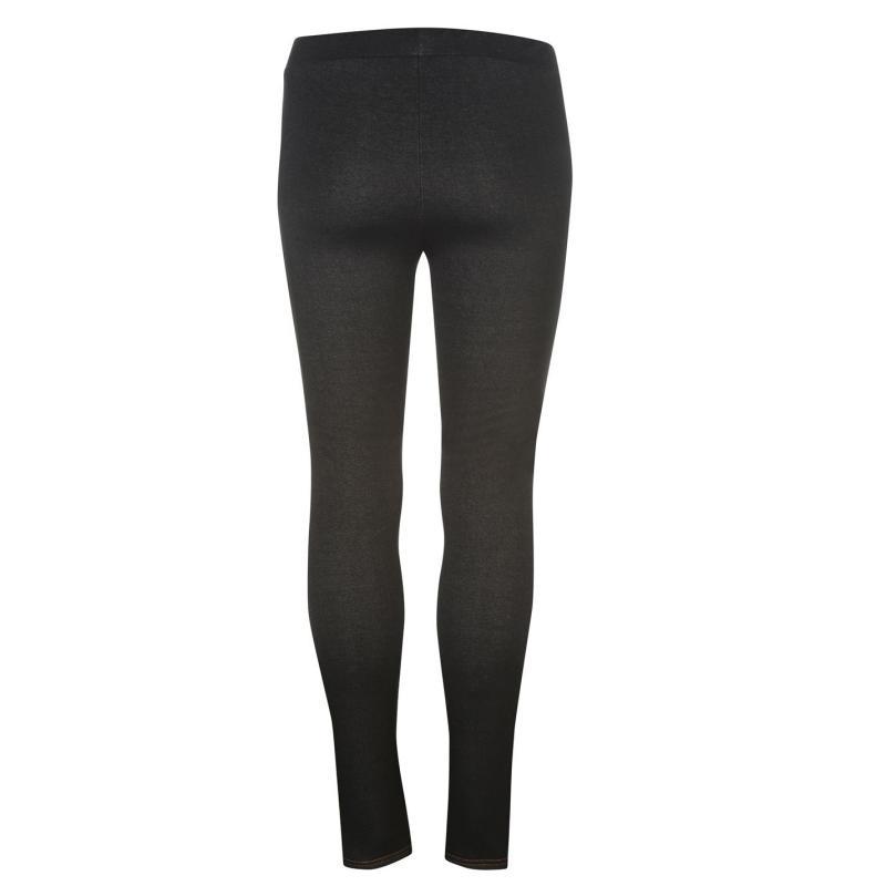 Miso Lined Leggings Ladies Black