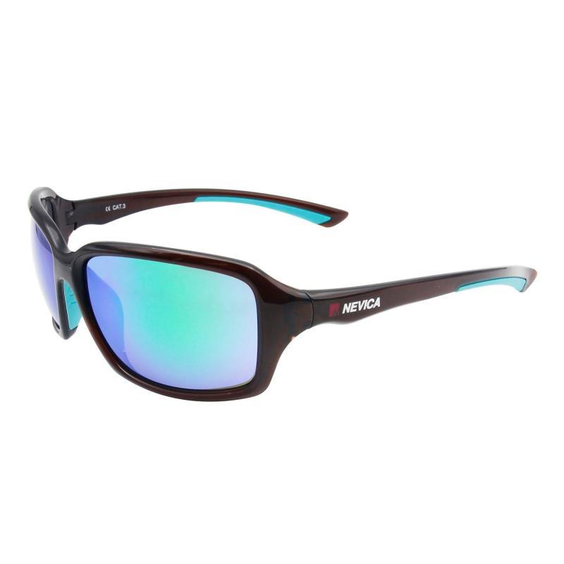 Nevica Ski Sunglasses Ladies Black/Smoke