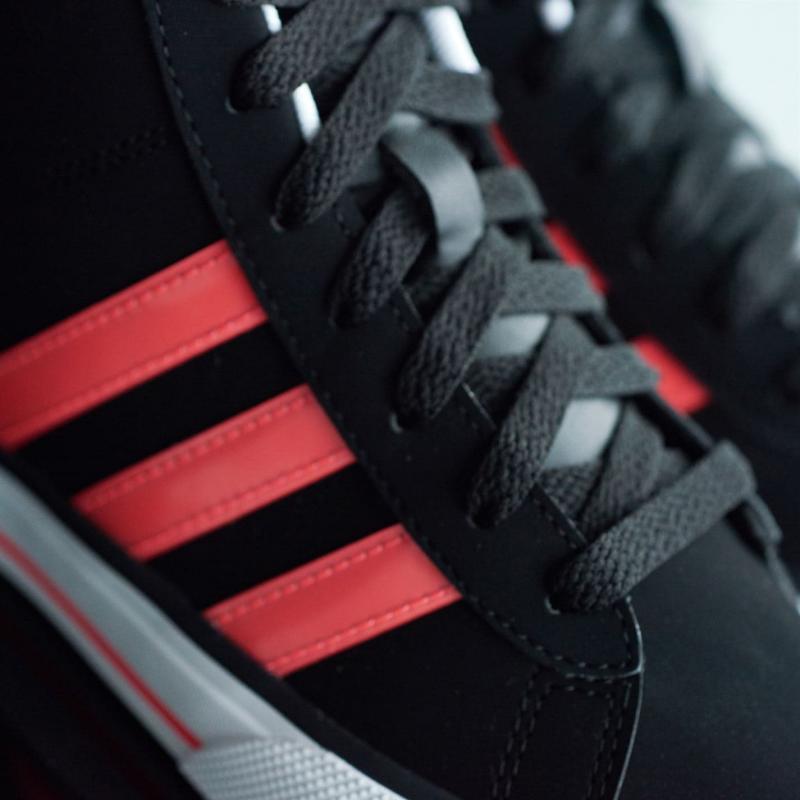 adidas Daily Mid Nubuck Girls Trainers LtOnix Pink  f2fae19a57