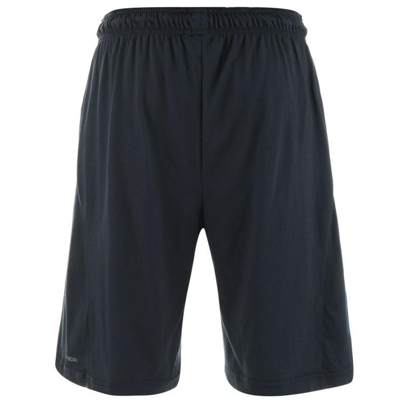 Canterbury CCC Cotton Shorts Mens Black/Blue