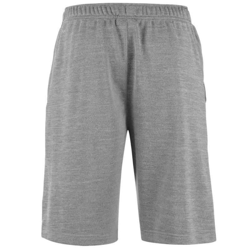 Canterbury CCC Fleece Shorts Mens Grey/Orange