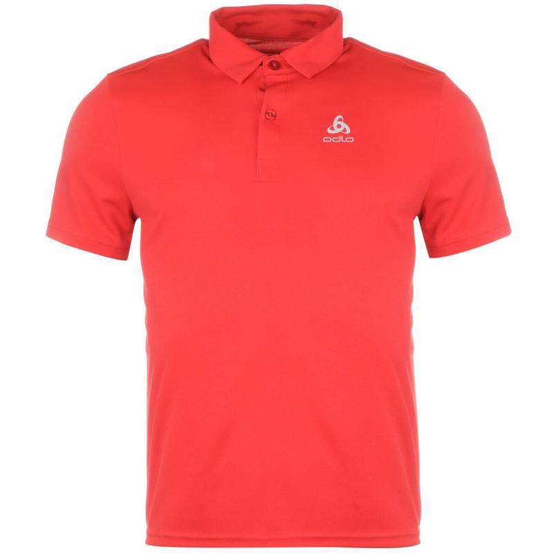 Odlo Cardada Polo Shirt Mens Red