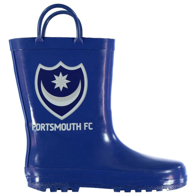 Team Wellington Boots Child Boys Portsmouth