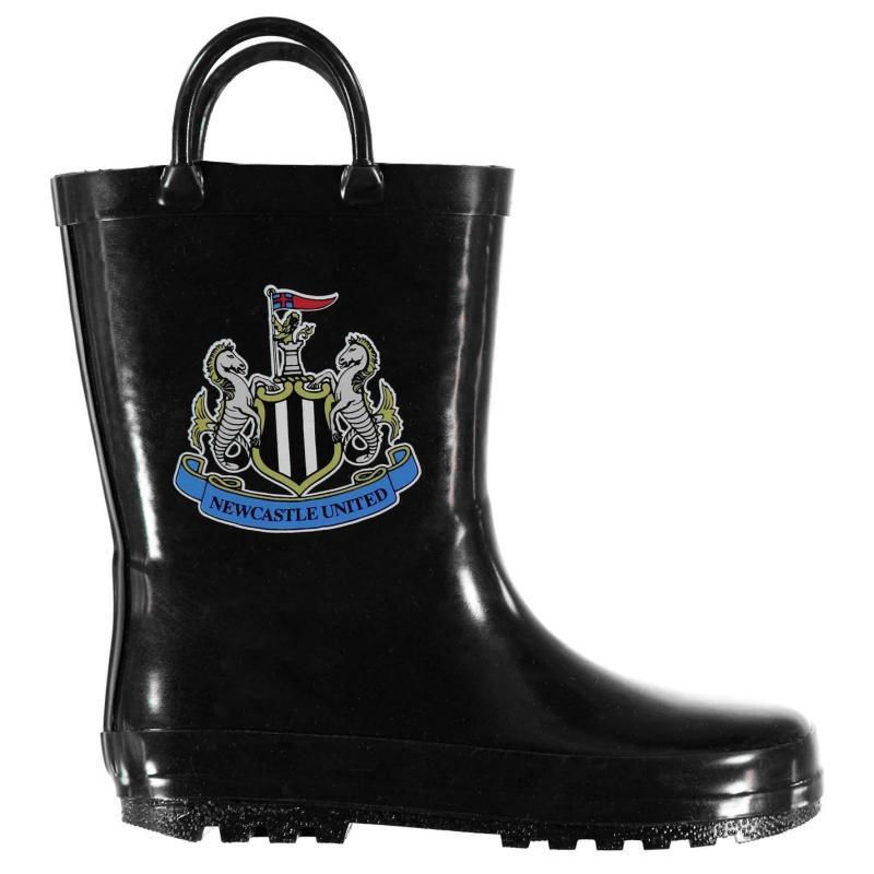 Team Wellington Boots Child Boys Newcastle