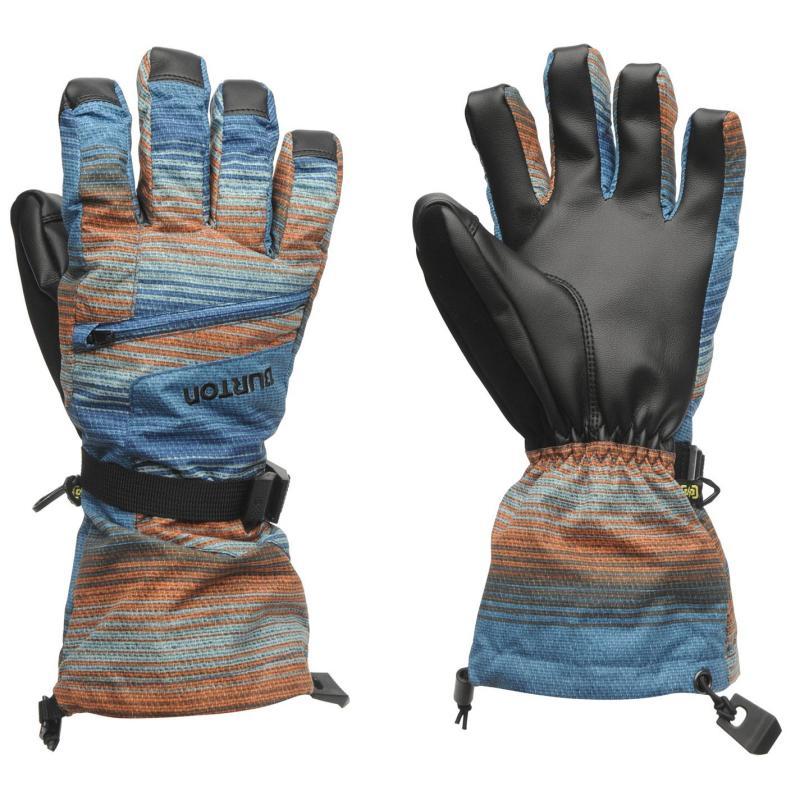 Burton Vent Gloves Juniors Boys Multi