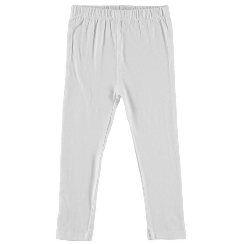 Crafted Essentials Basic Leggings Child Girls White
