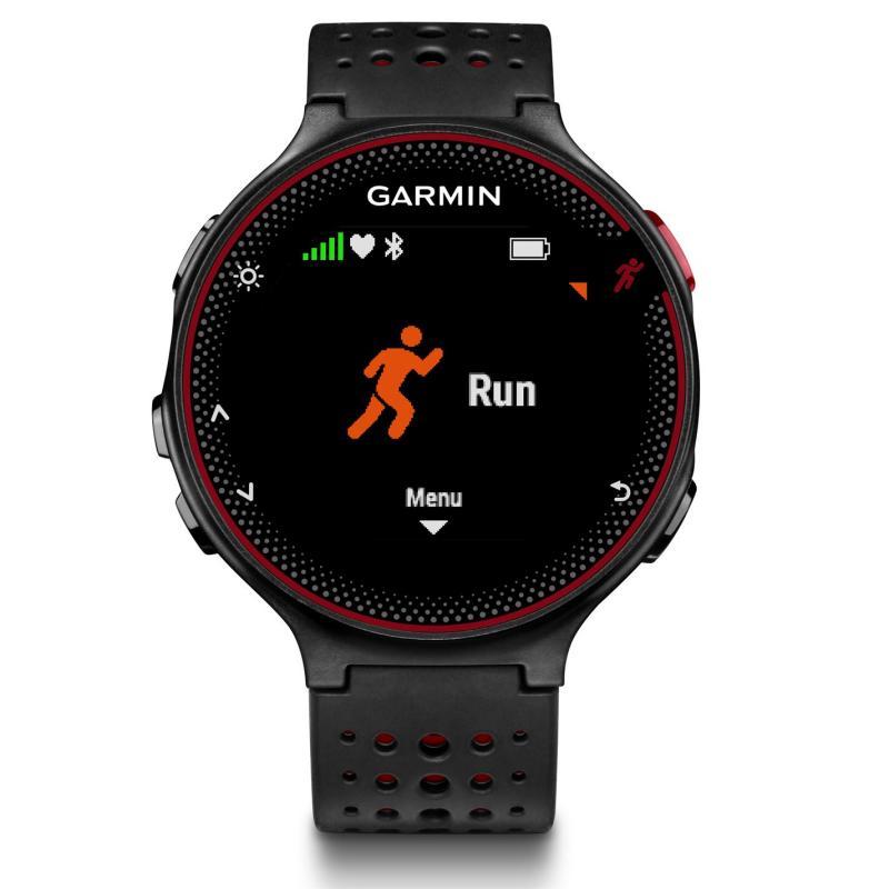 Garmin Forerunner 235 GPS HRM Watch Black/Red
