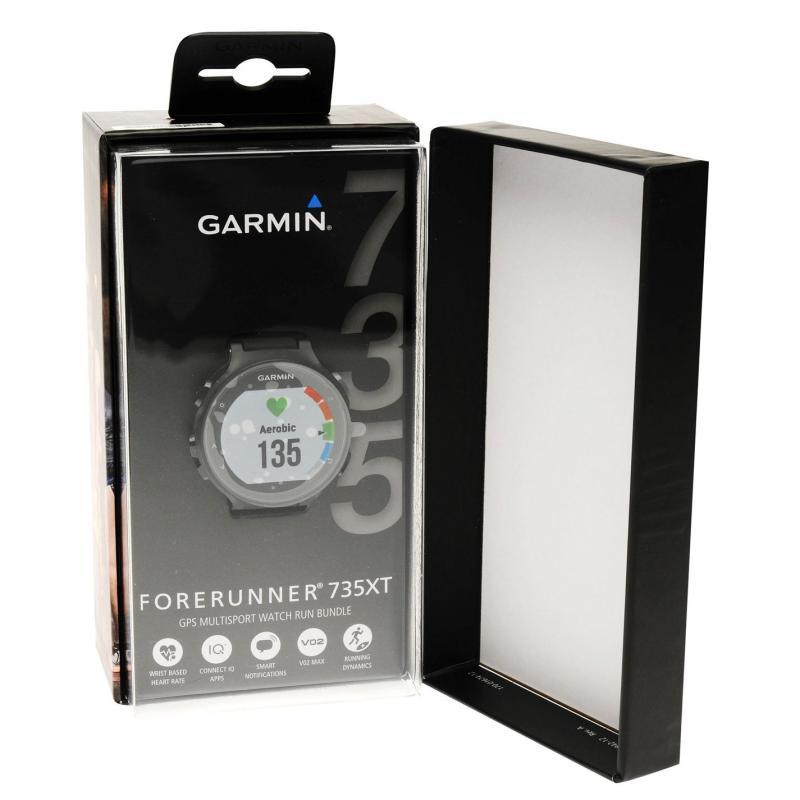 Garmin FR735XT Bundle 72 Black/Grey